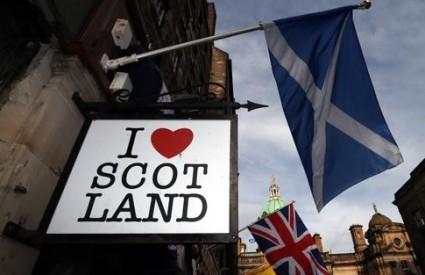 Škoti žele ostati u EU