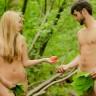 Mujo i Fata kao Adam i Eva