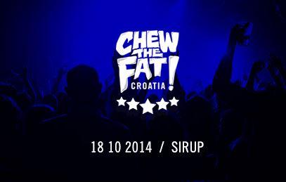 Chew The Fat! Croatia otvara sezonu