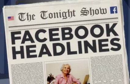 Facebook umjesto novina?