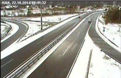 Snijeg u Lici