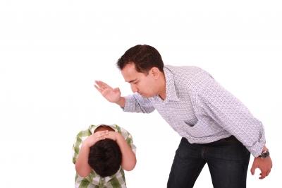 Udaranje djece je krivično djelo!