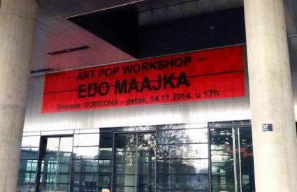 Edo Maajka će govoriti o svom radu