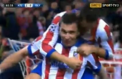 Mandžo je na 5 golova u Ligi prvaka ove sezone