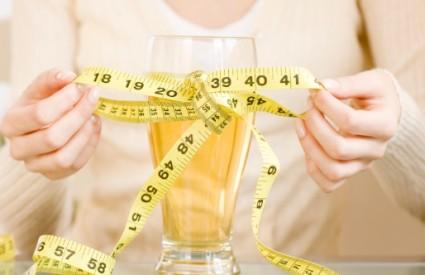 Pivski trbuh je nepravedan naziv