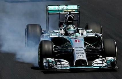Rosberg želi naslov ... jako!