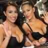 Atraktivne hostese na SEMA sajmu u Las Vegasu