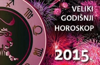 Godišnji horoskop za 2015.