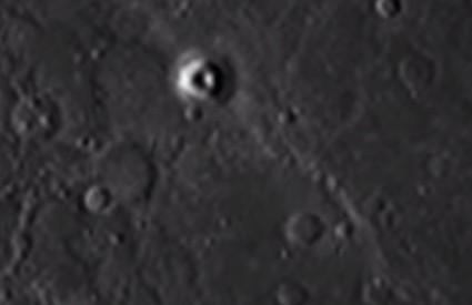 Ovo sigurno nije prirodni krater