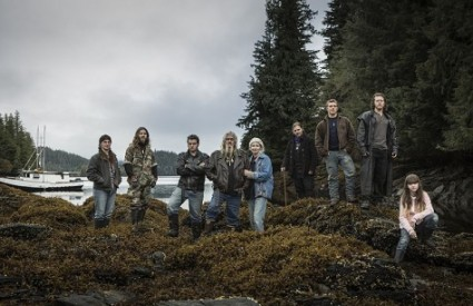 Aljaška divljina je nemilosrdna
