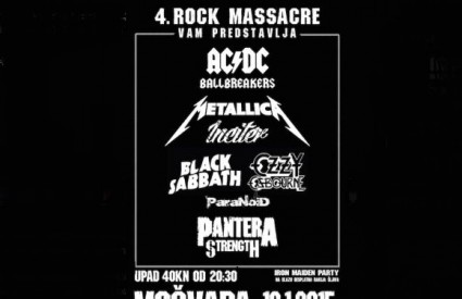 IV Rock Massacre Tribute Fest