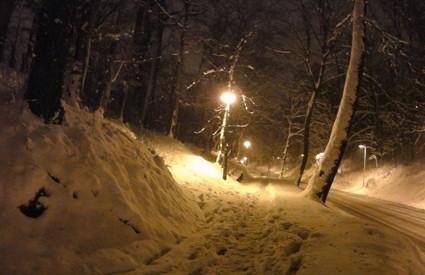 Ovakve zime trebale bi postati normalne? :)