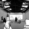 Izložba Stipana Tadića u Galeriji SC