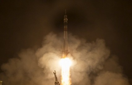 Tri nova stanovnika ISS-a krenula na put
