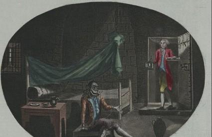 Tko je bio čovjek sa željenom maskom?
