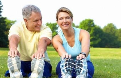 Vježbajte bez obzira na godine