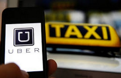 Uber je kao pravi taxi...