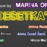 Marina Orsag slavi desetku na stageu - dođite na show