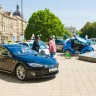 Nikola Tesla EV Rally 2015