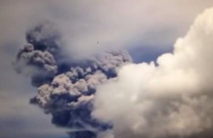 Erupcija vulkana Cotopaxi