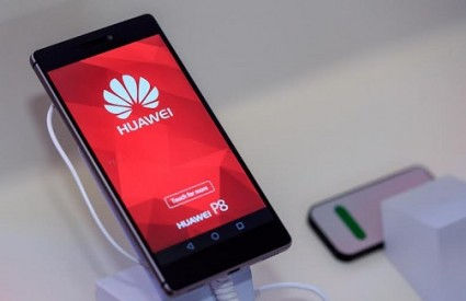 Huawei je drugi na svijetu
