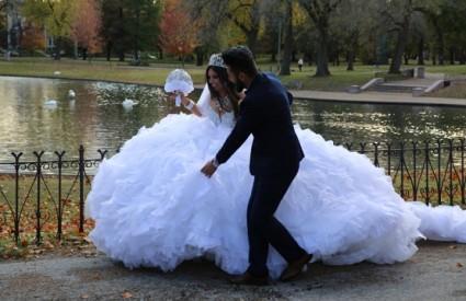 Romska su vjenčanja spektakularna