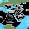 Strašna karta svijeta po ISIL-u