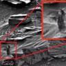 Obdarena izvanzemaljka na Marsu?