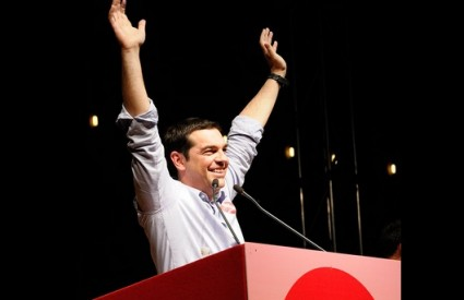 Tsipras je osvojio drugi mandat