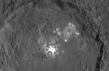 Misteriozna svjetla na Ceresu