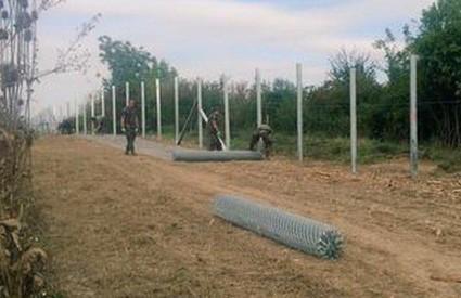 Mađarska granica postaje utvrđena