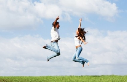 Jeste li sretan par?