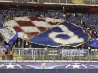 Dinamo Arsenal - atmosfera kao nekad