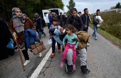 Kako riješiti izbjegličku krizu