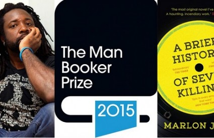Marlon James dobitnik je Man Booker Prize za 2015.