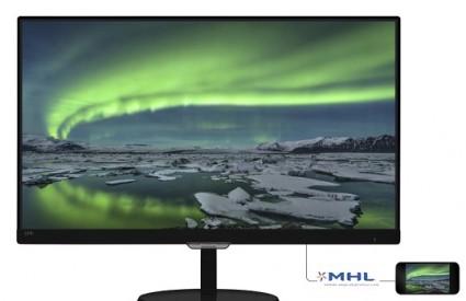 Philips E-line monitori