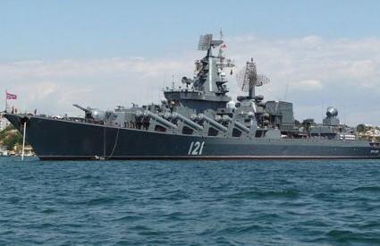 Ruski ratni brodovi prijete