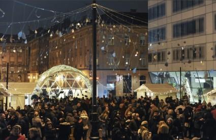 Advent u Zagrebu bio je uspješan