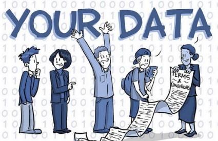 Vaši podaci cure na sve strane