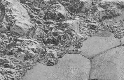 Snimke Plutona koje je poslala sonda New Horizon