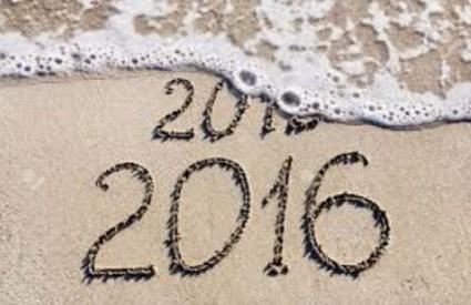 Sretna vam Nova 2016. godina!