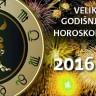 Veliki godišnji horoskop za 2016.