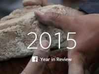 Što se najviše pratilo na Fejsu 2015.
