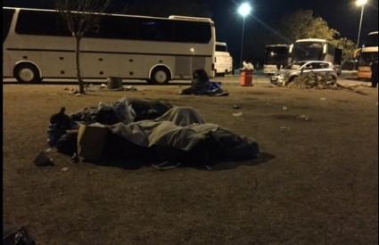 Izbjeglička katastrofa u Grčkoj