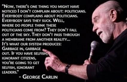 Eto, to mi mislimo o političarima :)