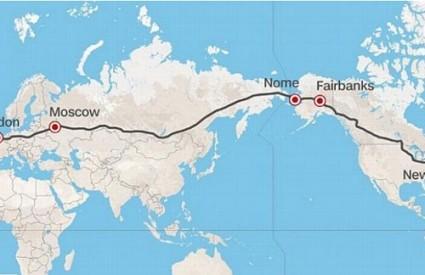 Može li se izgraditi ova super-cesta?