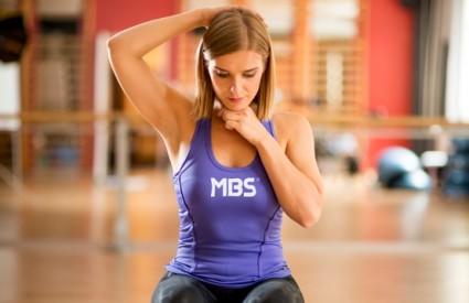Vježbe za vratnu kralježnicu protiv bolova