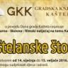 "GKK raspisuje Literarno - likovno - filmski natječaj ""Kaštelanske štorije 2016."""