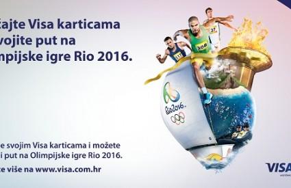 Možda baš vi odete u Rio