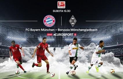 Bayernu treba samo jedna pobjeda u tri utakmice